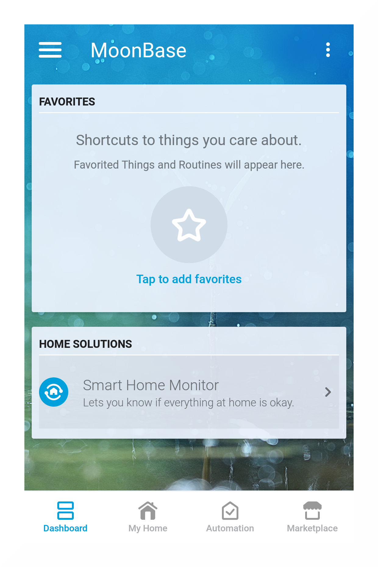 Get A Notification When Leak Is Detected In Smartthings Dome 3 Way Switch Newpredash Edged